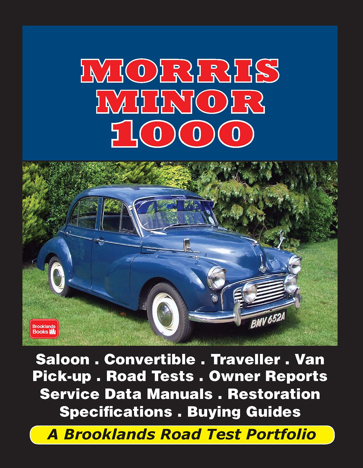 Brooklands Road Test - Morris Minor 1000