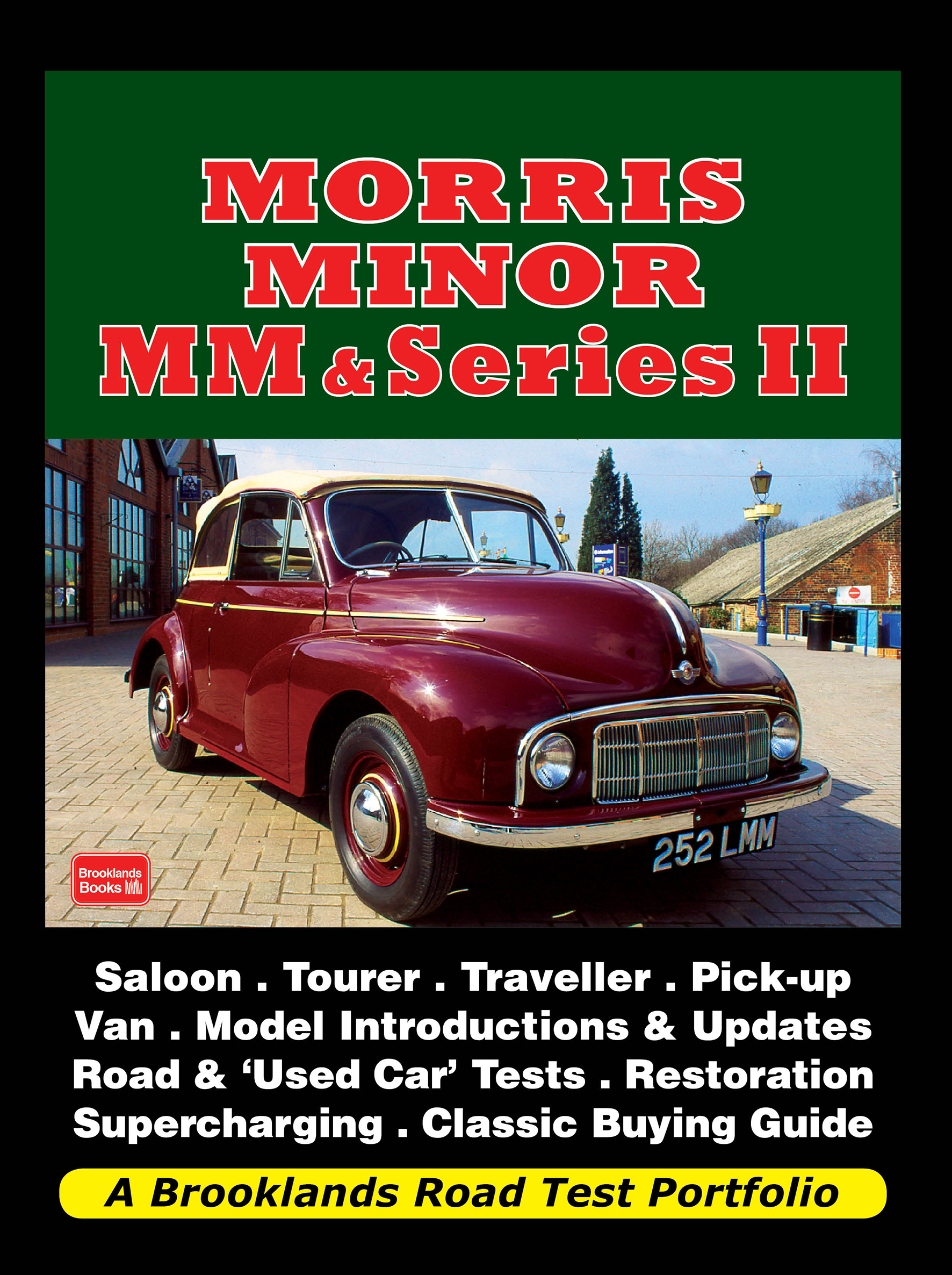 Brooklands Road Test - Morris Minor MM & Series 11