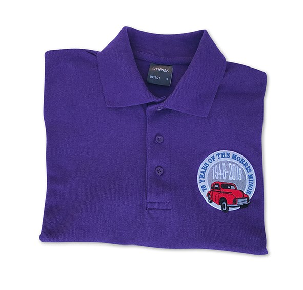 Child's 70th Anniversary Polo Shirt