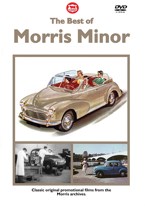 DVD - The Best of Morris Minor