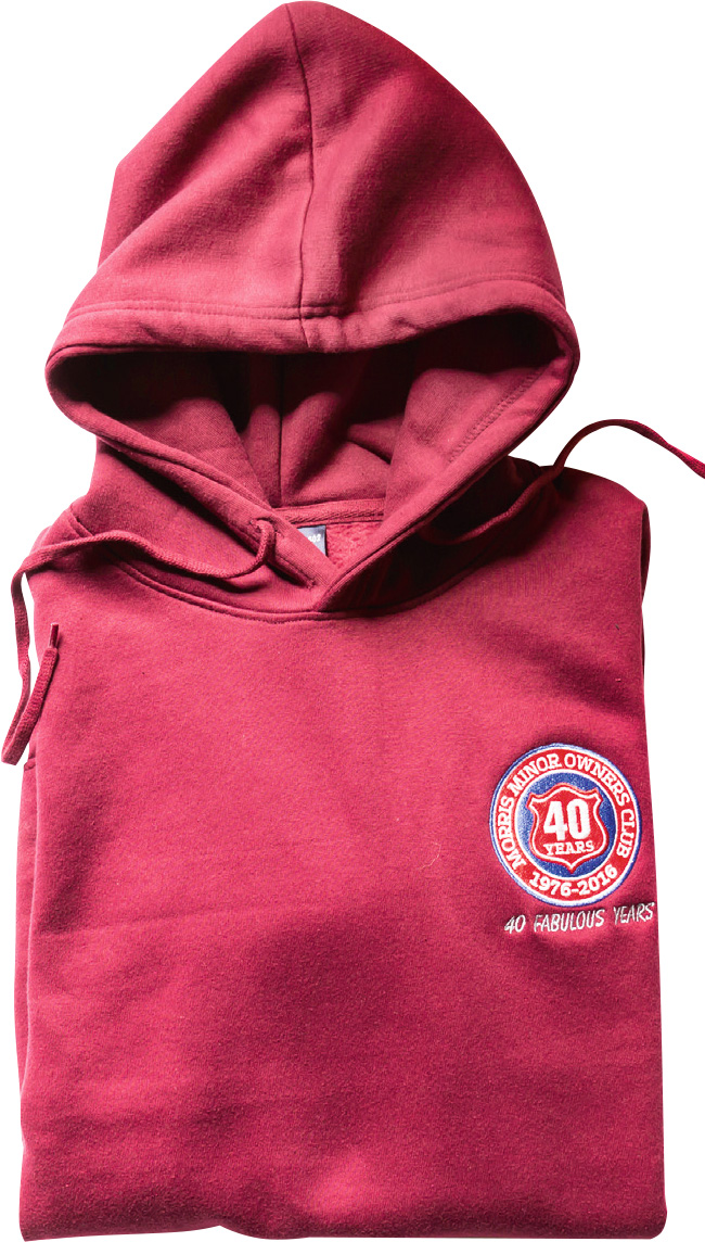 MMOC 40th Anniversary Hoodie