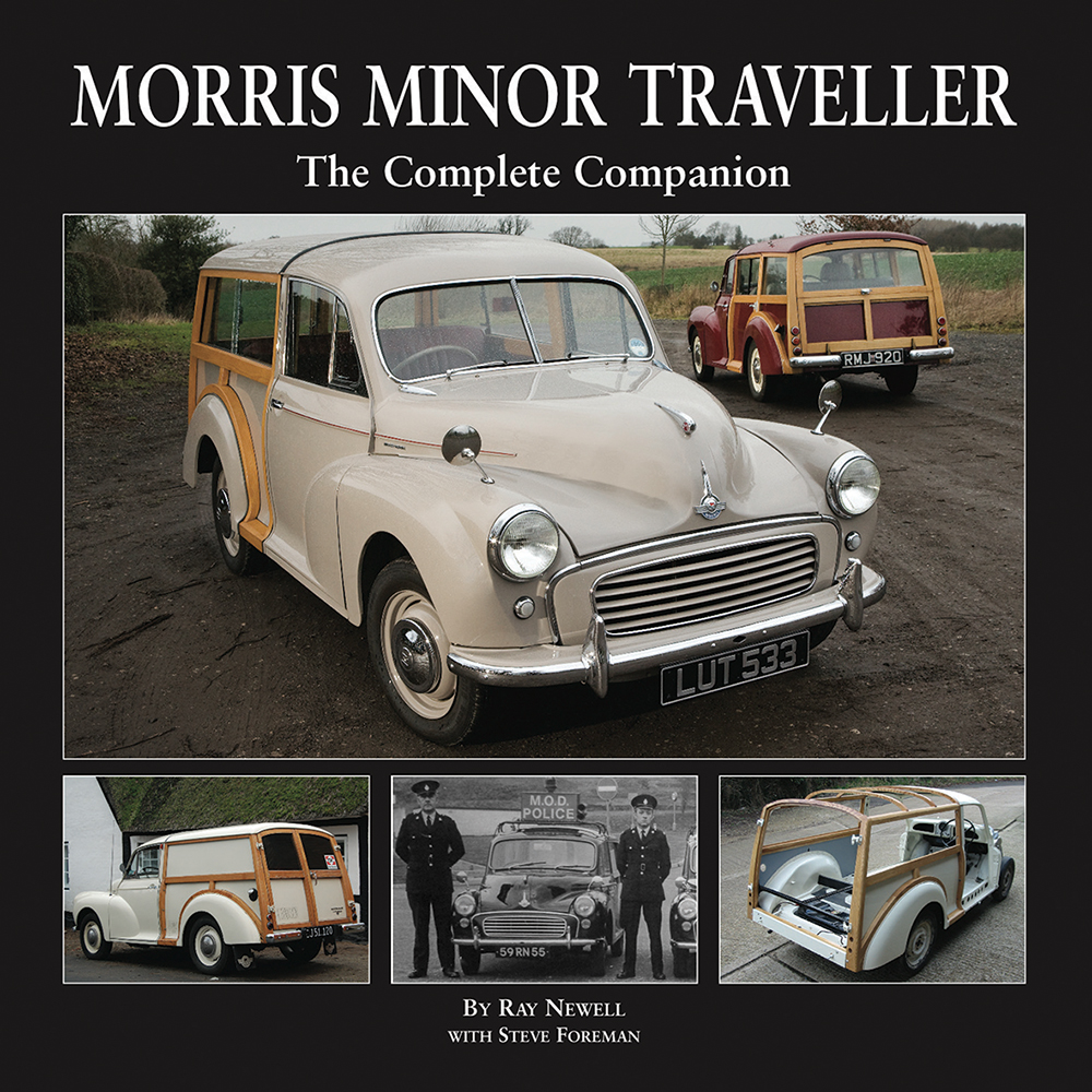 Morris Minor Traveller - The Complete Companion