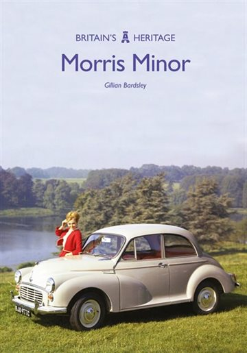 Morris Minor by Gillian Bardsley