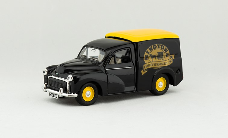 NEW SAICO Van Model Ringtons Tea