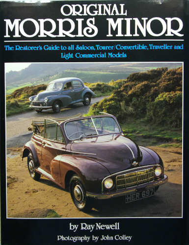 Original Morris Minor by Ray Newell