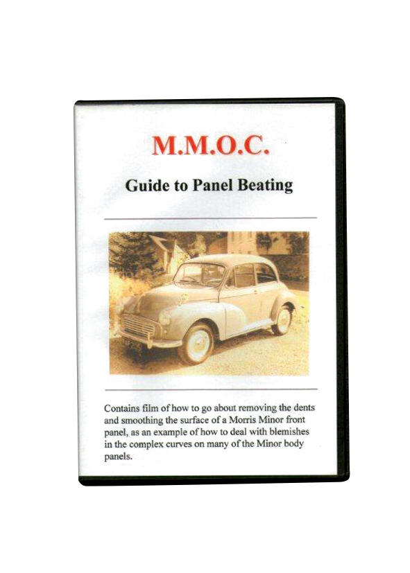 Panel Beating DVD