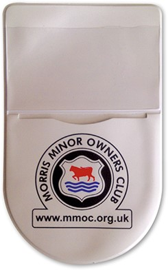 Tax Disc Holder-with card Storage