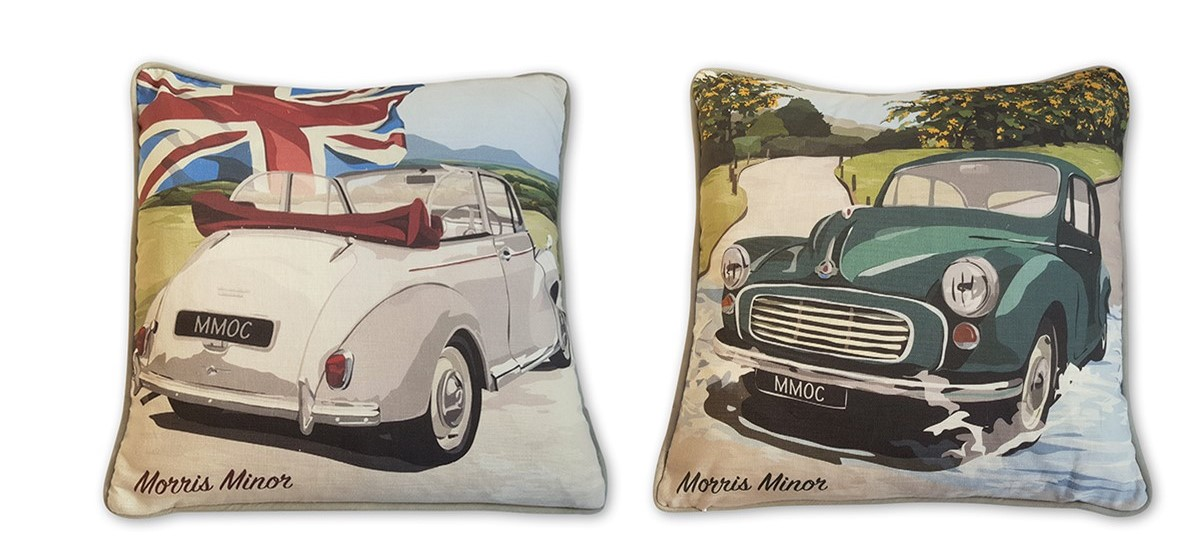 Cushion cover - Convertiblle and Saloon