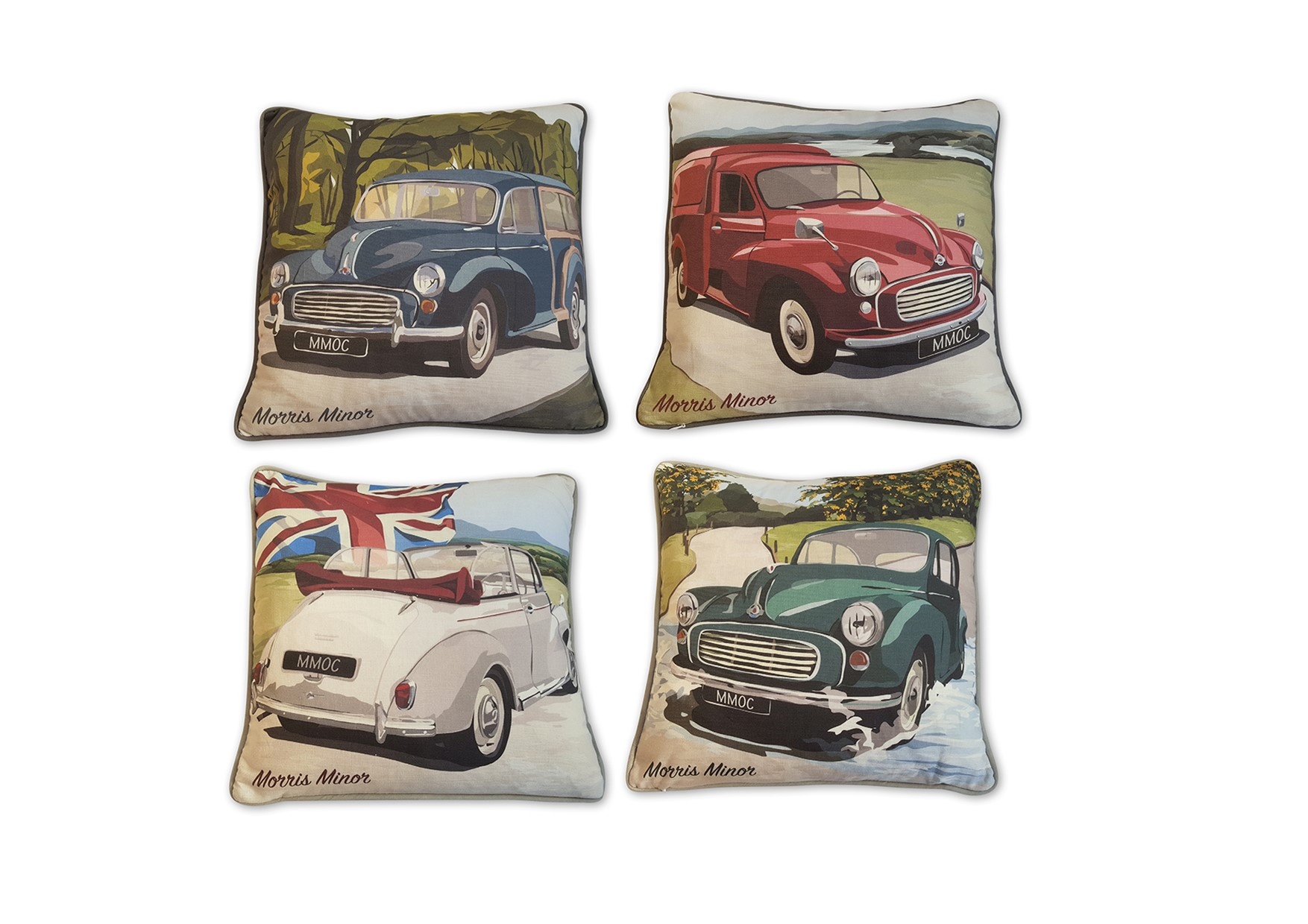 Cushion Covers - Two (both designs)