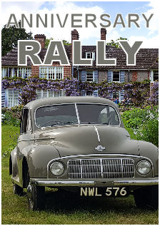 70th Anniversary Rally