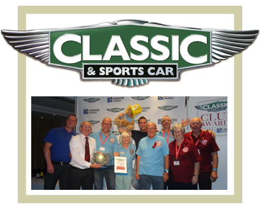 Morris Minor - Club Of The Year 2016
