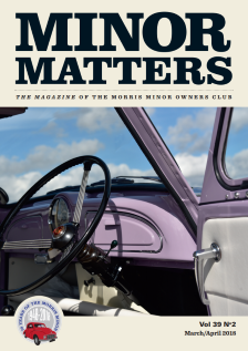 Minor Matters Vol 39 No.2