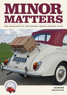 Minor Matters Vol 39 No.3