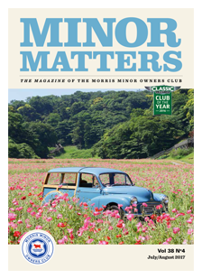 Minor Matters Volume 38 No. 4