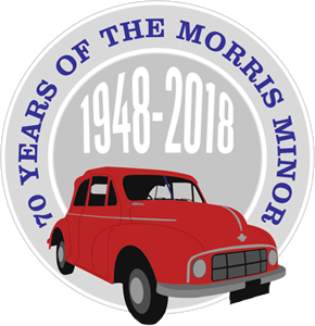 Morris Minor 70th Anniversary